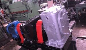 Агрегат с чугунным насосом  ДС-125