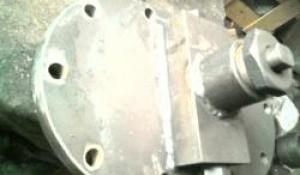 Крышка с редукционным краном